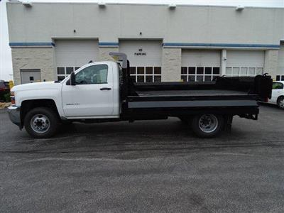 2019 Silverado 3500 Regular Cab DRW 4x2,  Knapheide Drop Side Dump Body #B26548 - photo 16