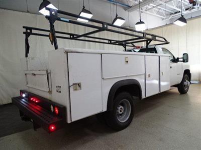 2014 Silverado 3500 Regular Cab 4x2,  Service Body #B26548A - photo 2