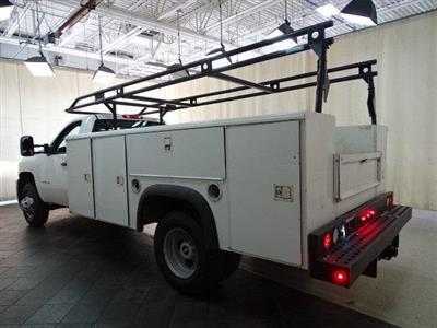 2014 Silverado 3500 Regular Cab 4x2,  Service Body #B26548A - photo 4