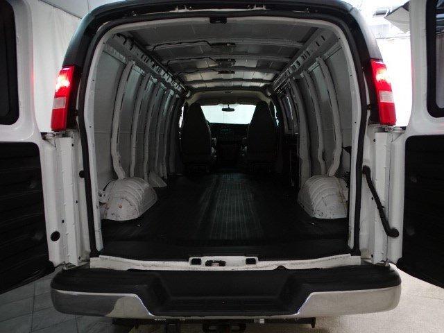 2016 Chevrolet Express 3500, Empty Cargo Van #B26552A - photo 1