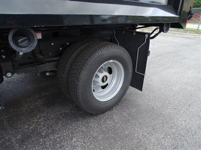 2019 Silverado 3500 Regular Cab DRW 4x4,  Knapheide Drop Side Dump Body #B26564 - photo 18