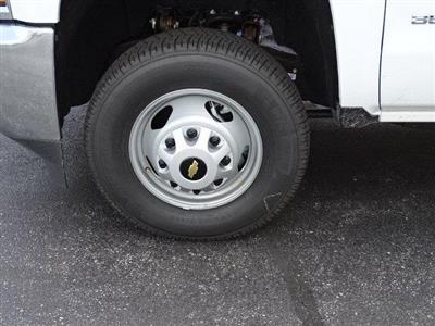 2019 Silverado 3500 Regular Cab DRW 4x4,  Knapheide Drop Side Dump Body #B26564 - photo 19