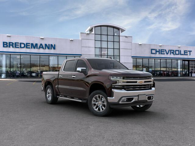 2019 Silverado 1500 Crew Cab 4x4,  Pickup #B26572 - photo 1