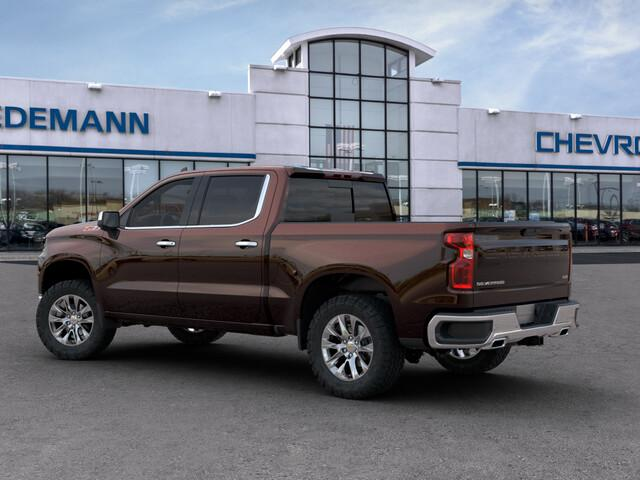 2019 Silverado 1500 Crew Cab 4x4,  Pickup #B26575 - photo 4