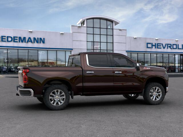 2019 Silverado 1500 Crew Cab 4x4,  Pickup #B26575 - photo 5