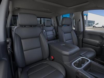 2019 Silverado 1500 Crew Cab 4x4,  Pickup #B26575 - photo 11