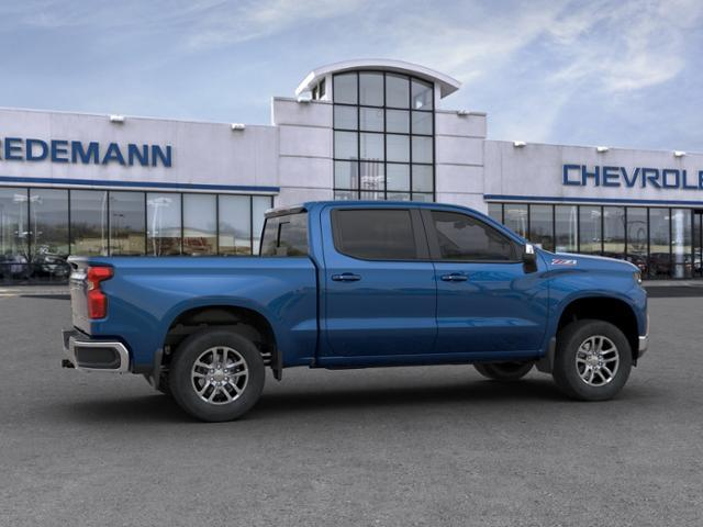 2019 Silverado 1500 Crew Cab 4x4,  Pickup #B26598 - photo 5