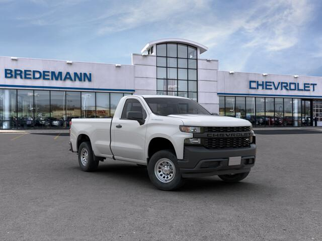 2019 Silverado 1500 Regular Cab 4x2,  Pickup #B26600 - photo 1