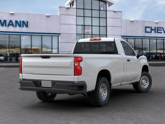 2019 Silverado 1500 Regular Cab 4x2,  Pickup #B26600 - photo 2