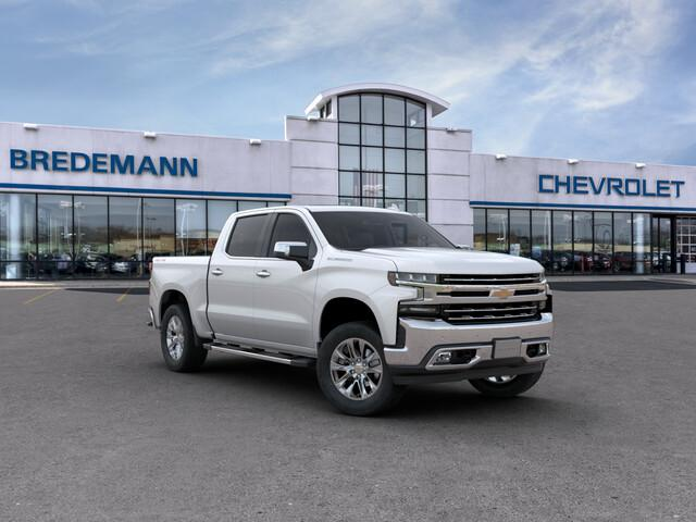 2019 Silverado 1500 Crew Cab 4x4,  Pickup #B26614 - photo 1