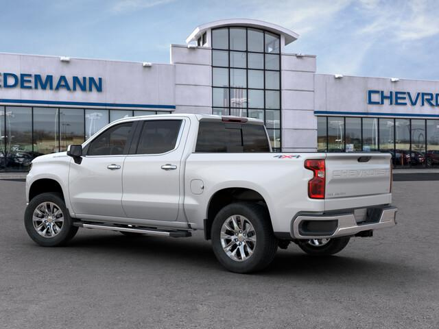 2019 Silverado 1500 Crew Cab 4x4,  Pickup #B26614 - photo 4