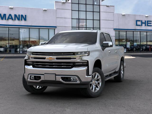 2019 Silverado 1500 Crew Cab 4x4,  Pickup #B26614 - photo 6