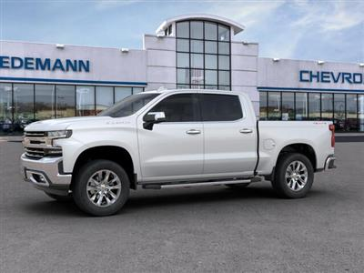 2019 Silverado 1500 Crew Cab 4x4,  Pickup #B26614 - photo 3