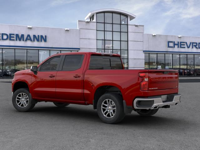2019 Silverado 1500 Crew Cab 4x4, Pickup #B26639 - photo 4