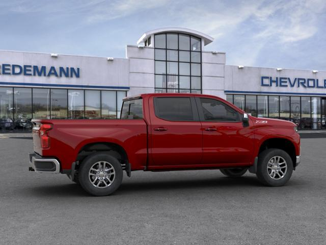 2019 Silverado 1500 Crew Cab 4x4, Pickup #B26639 - photo 5