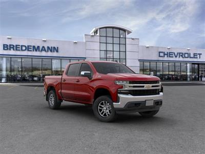 2019 Silverado 1500 Crew Cab 4x4, Pickup #B26639 - photo 1