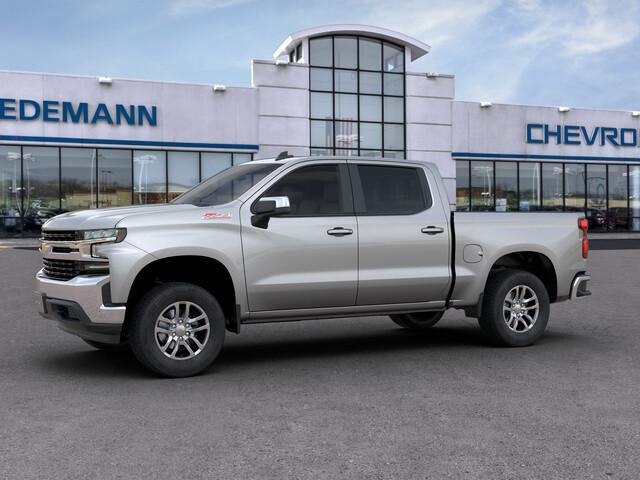 2019 Silverado 1500 Crew Cab 4x4,  Pickup #B26641 - photo 3