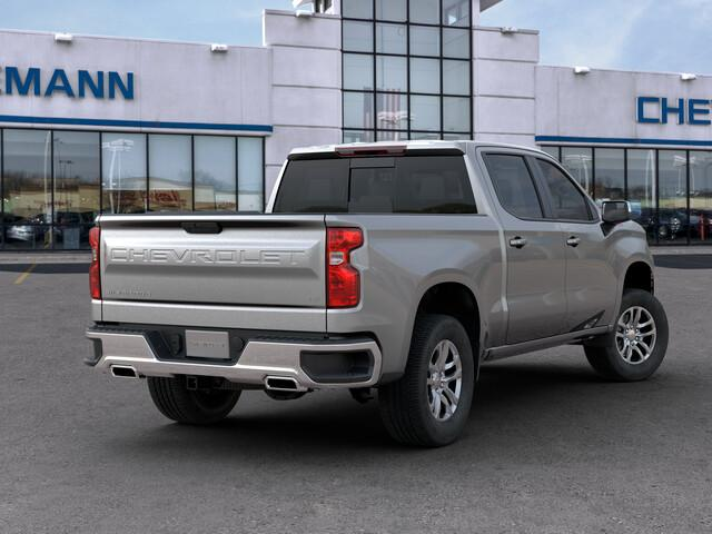 2019 Silverado 1500 Crew Cab 4x4,  Pickup #B26641 - photo 2