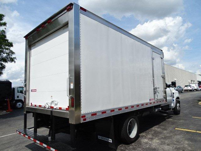2019 Silverado Medium Duty Regular Cab DRW 4x2,  Morgan Refrigerated Body #B26652 - photo 1