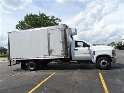 2019 Silverado Medium Duty DRW 4x2,  Morgan Cold Star Refrigerated Body #B26652 - photo 3