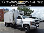 2019 Silverado 5500 Regular Cab DRW 4x2, Morgan Refrigerated Body #B26652 - photo 1