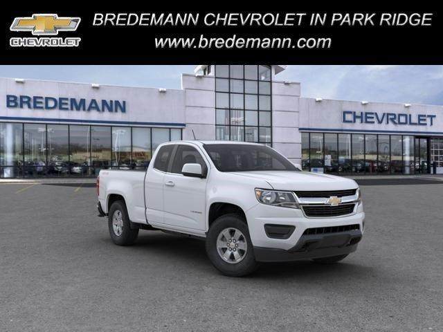 2020 Chevrolet Colorado Extended Cab 4x4, Pickup #B26680 - photo 1