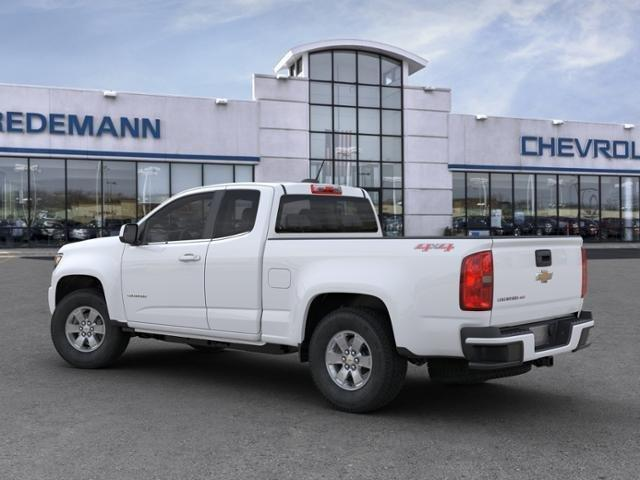 2020 Chevrolet Colorado Extended Cab 4x4, Pickup #B26680 - photo 4