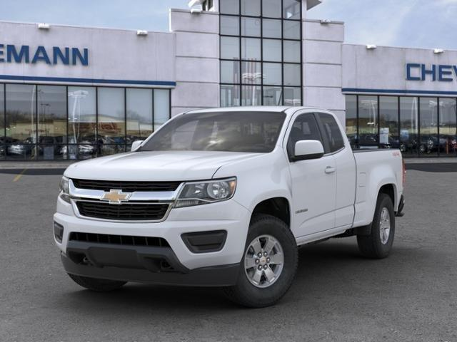 2020 Chevrolet Colorado Extended Cab 4x4, Pickup #B26680 - photo 6