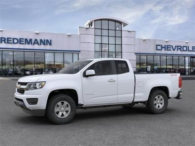 2020 Chevrolet Colorado Extended Cab 4x4, Pickup #B26680 - photo 3
