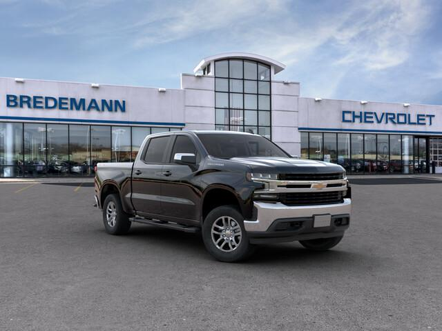 2019 Silverado 1500 Crew Cab 4x4,  Pickup #B26687 - photo 1