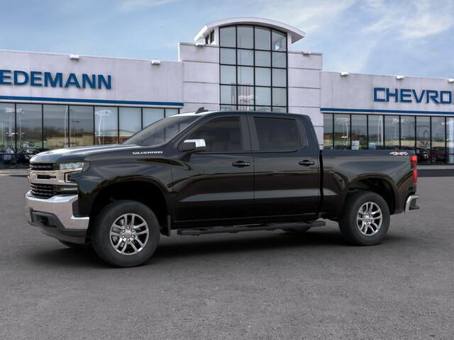 2019 Silverado 1500 Crew Cab 4x4,  Pickup #B26687 - photo 3