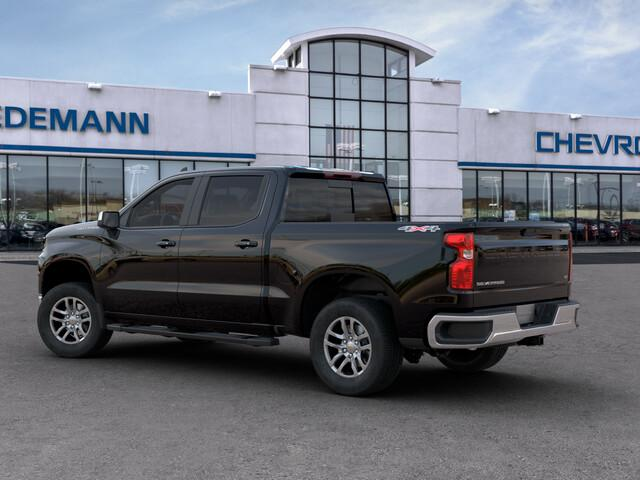2019 Silverado 1500 Crew Cab 4x4,  Pickup #B26687 - photo 4