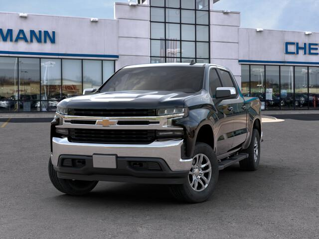 2019 Silverado 1500 Crew Cab 4x4,  Pickup #B26687 - photo 6