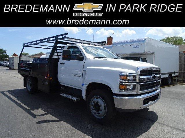 2019 Silverado Medium Duty DRW 4x2,  Freedom Contractor Body #B26694 - photo 1
