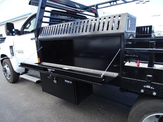 2019 Silverado Medium Duty DRW 4x2,  Freedom ProContractor Body #B26694 - photo 22