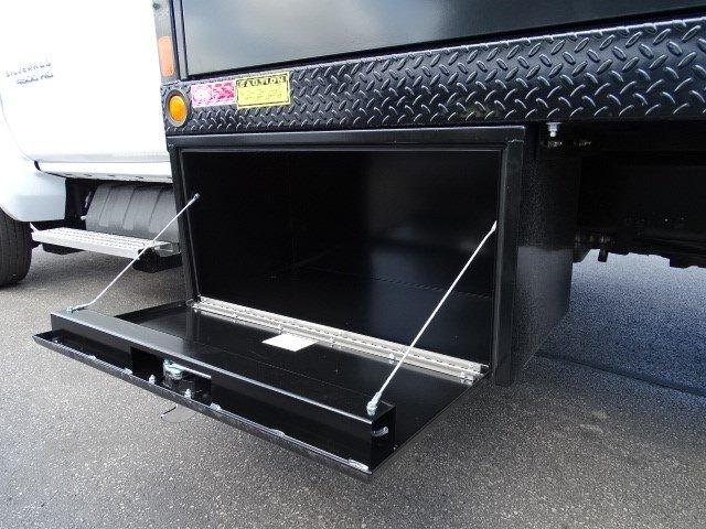 2019 Silverado Medium Duty DRW 4x2,  Freedom ProContractor Body #B26694 - photo 23