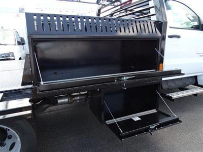 2019 Silverado Medium Duty DRW 4x2,  Freedom ProContractor Body #B26694 - photo 17