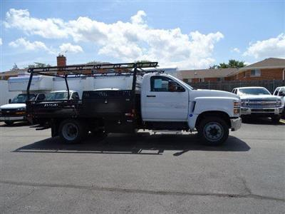 2019 Silverado Medium Duty DRW 4x2,  Freedom ProContractor Body #B26694 - photo 3