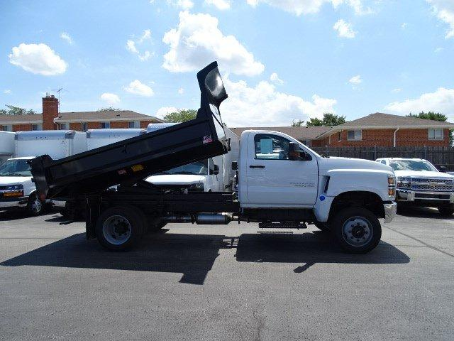 2019 Silverado Medium Duty Regular Cab DRW 4x4,  Monroe MTE-Zee Dump Body #B26695 - photo 19