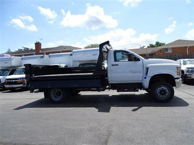 2019 Silverado Medium Duty Regular Cab DRW 4x4,  Monroe MTE-Zee Dump Body #B26695 - photo 3