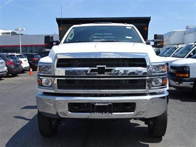 2019 Silverado Medium Duty Regular Cab DRW 4x4,  Monroe MTE-Zee Dump Body #B26695 - photo 24