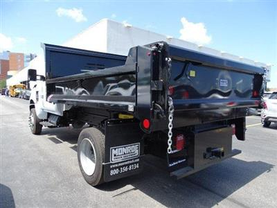 2019 Silverado Medium Duty Regular Cab DRW 4x4,  Monroe MTE-Zee Dump Body #B26695 - photo 4