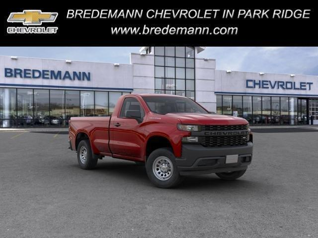 2019 Silverado 1500 Regular Cab 4x2, Pickup #B26702 - photo 1