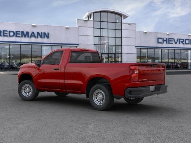 2019 Silverado 1500 Regular Cab 4x2, Pickup #B26702 - photo 4