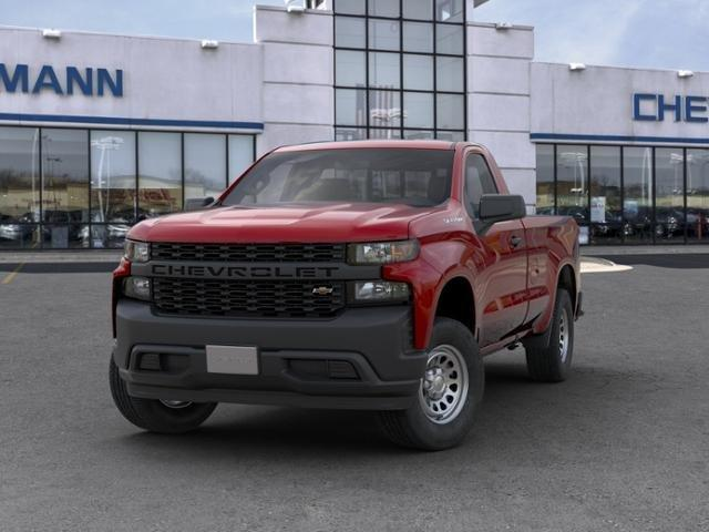 2019 Silverado 1500 Regular Cab 4x2,  Pickup #B26702 - photo 6