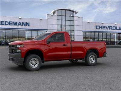 2019 Silverado 1500 Regular Cab 4x2,  Pickup #B26702 - photo 3