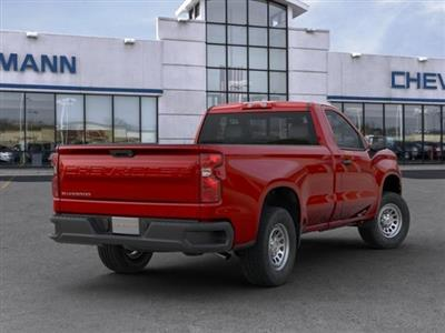2019 Silverado 1500 Regular Cab 4x2, Pickup #B26702 - photo 2
