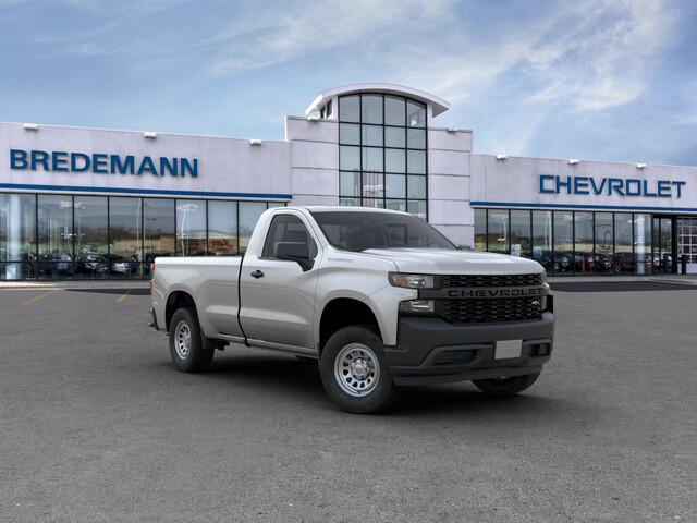 2019 Silverado 1500 Regular Cab 4x2,  Pickup #B26707 - photo 1