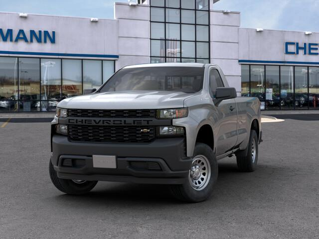2019 Silverado 1500 Regular Cab 4x2,  Pickup #B26707 - photo 6
