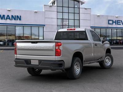 2019 Silverado 1500 Regular Cab 4x2,  Pickup #B26707 - photo 2
